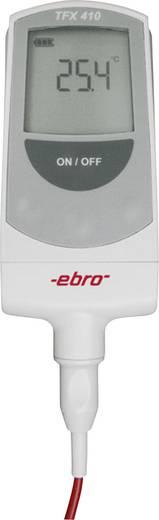 Einstichthermometer (HACCP) ebro TFX 410 Messbereich Temperatur -50 bis +300 °C Fühler-Typ Pt1000 HACCP-konform