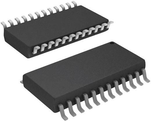 PMIC - Anzeigentreiber Maxim Integrated MAX7219CWG+ LED 7-Segmente + DP 8 Ziffern Vierdraht, Seriell 330 mA SOIC-24