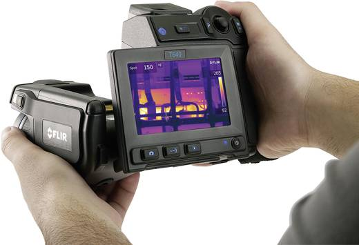 Wärmebildkamera FLIR T640 15° -40 bis 2000 °C 640 x 480 Pixel 30 Hz
