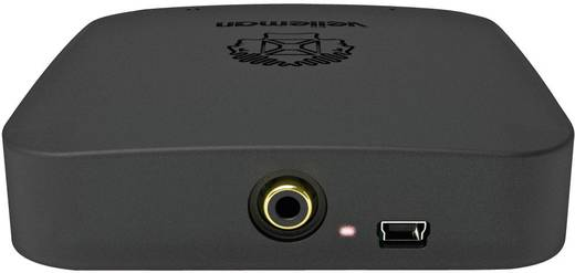 Velleman PCSU200 USB-Oszilloskop 12 MHz 2-Kanal 25 MSa/s 4 kpts 8 Bit Digital-Speicher (DSO), Spectrum-Analyser, Funkti