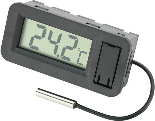 Digitales Einbaumessgerät Basetech BT-80 LCD-Temperatur Anzeigen-Modul BT-80