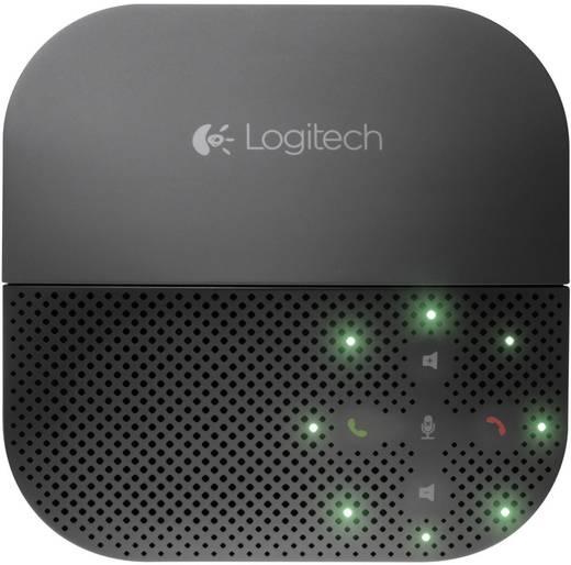 Konferenzlautsprecher USB, Bluetooth® Logitech Mobile Speakerphone P710e Schwarz