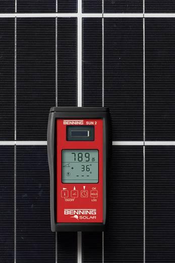 Benning SUN 2 Photovoltaik-Multimeter Kalibriert nach: ISO