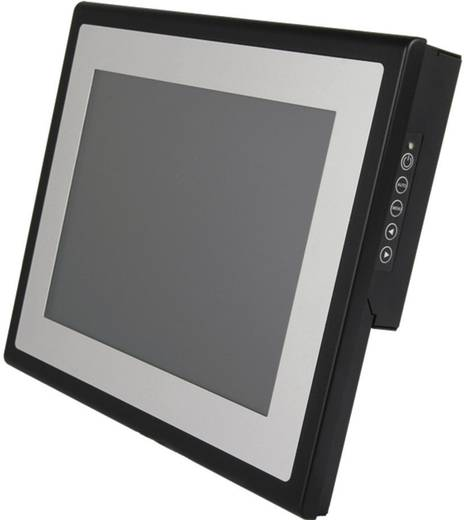 Joy-it INDUSTRIE TOUCH 15 Industrie-Touchscreen-Monitor 38.1 cm (15 Zoll) 1024 x 768 Pixel 4:3 6 ms VGA, DVI TN LED