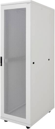 19 Zoll Serverschrank LogiLink S26S81G 1000 mm 26 HE Lichtgrau (RAL 7035)