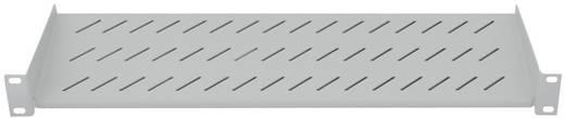 19 Zoll Netzwerkschrank-Geräteboden 2 HE LogiLink SF2C35G Festeinbau Geeignet für Schranktiefe: 450 mm Grau