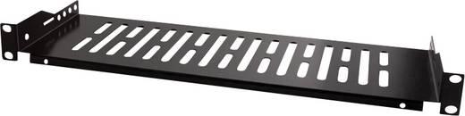 19 Zoll Netzwerkschrank-Geräteboden 2 HE LogiLink SF2C45B Festeinbau Geeignet für Schranktiefe: 600 mm Schwarz