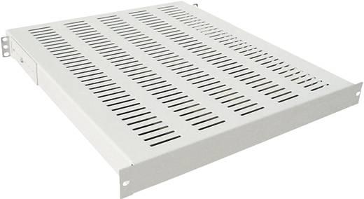 19 Zoll Netzwerkschrank-Geräteboden 1 HE LogiLink SF1H45G Festeinbau Geeignet für Schranktiefe: 600 mm Grau