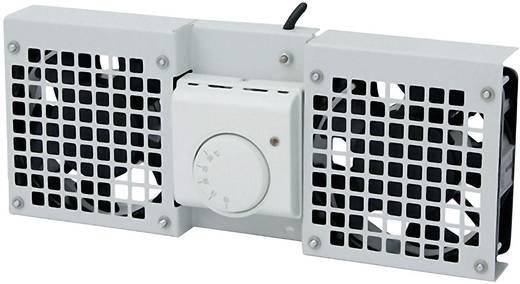 19 Zoll 1 x Netzwerkschrank-Lüfter LogiLink FAW101G Grau