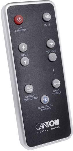 Soundbar Canton DM 9 Schwarz Bluetooth®, AptX-Technologie