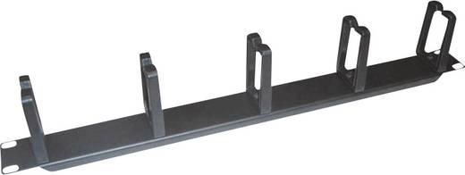 19 zoll netzwerkschrank kabelf hrung 1 he logilink or104b schwarz. Black Bedroom Furniture Sets. Home Design Ideas