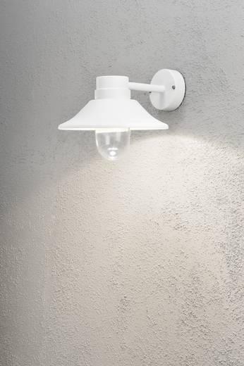 LED-Außenwandleuchte 5 W Warm-Weiß Konstsmide Vega 412-250 Weiß