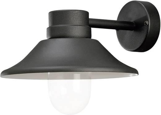 Konstsmide Vega 412-750 LED-Außenwandleuchte 5 W Warm-Weiß Schwarz