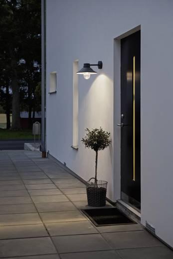 LED-Außenwandleuchte 5 W Warm-Weiß Konstsmide Vega 412-750 Schwarz