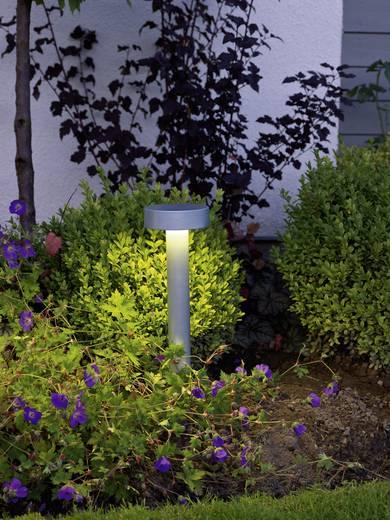 LED-Außenstandleuchte 5.76 W Warm-Weiß Konstsmide 7910-310 Pesaro Grau