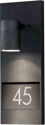 Konstsmide Modena 7655-750 Hausnummernleuchte Halogen GU10 35 W Schwarz