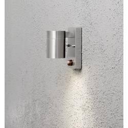 Vonkajšie osvetlenie halogénová žiarovka GU10 35 W Konstsmide Modena 7541-000 nerezová oceľ