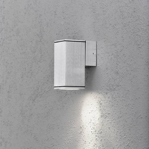 Konstsmide Monza 7908-310 Außenwandleuchte Halogen GU10 35 W Aluminium