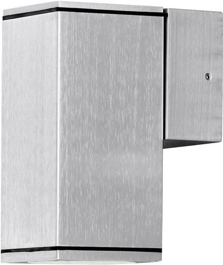 Außenwandleuchte Halogen GU10 35 W Konstsmide Monza 7908-310 Aluminium