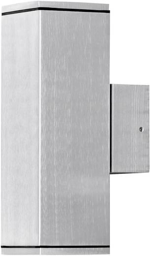 Außenwandleuchte Halogen GU10 70 W Konstsmide Monza 7907-310 Aluminium