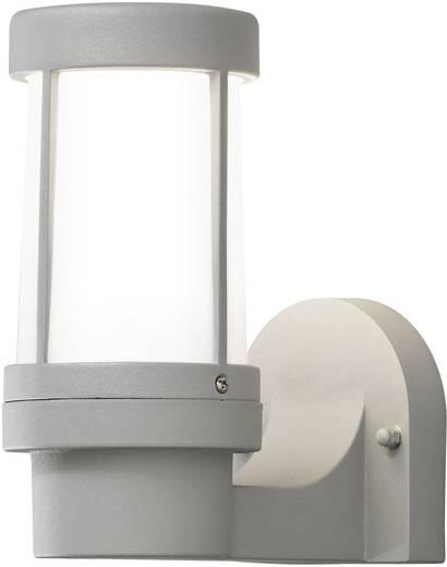 Außenwandleuchte Energiesparlampe, LED E27 60 W Konstsmide Siena 7513-302 Grau