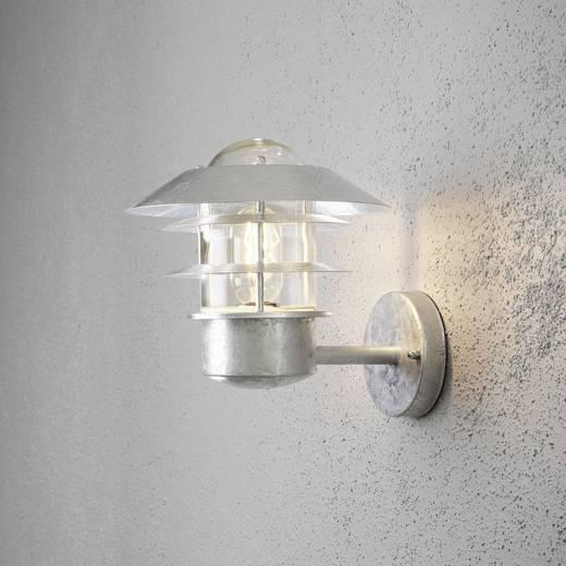 Außenwandleuchte Energiesparlampe, LED E27 60 W Konstsmide Modena 7302-320 Verzinkt
