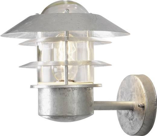 Außenwandleuchte Energiesparlampe, LED E27 60 W Konstsmide Modena 7303-320 Verzinkt