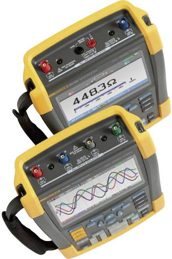 Hand-Oszilloskop (Scope-Meter) Fluke 190-102 100 MHz 2-Kanal 1.25 GSa/s 10 kpts 8 Bit Digital-Speicher (DSO), Komponententest, Multimeter-Funktionen