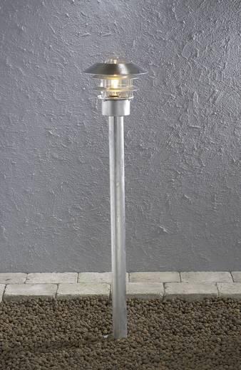 Außenstandleuchte Glühlampe E27 60 W Konstsmide Modena 7311-320 Silber