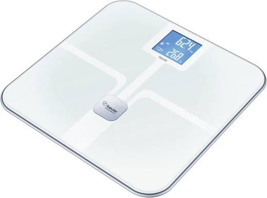 Körperanalysewaage Beurer BF 800 Wägebereich (max.)=150 kg Weiß