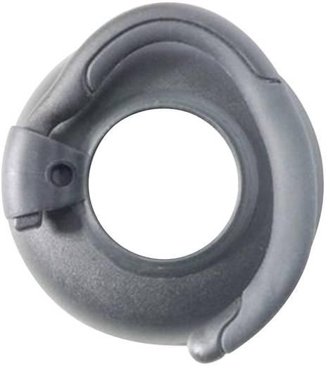 Telefon-Headset DECT schnurlos, Mono Jabra GN9120 Duo Flexboom On Ear Schwarz, Silber