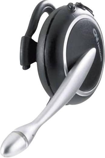 Telefon-Headset DECT schnurlos, Mono Jabra GN9120 Flexboom On Ear Schwarz, Silber