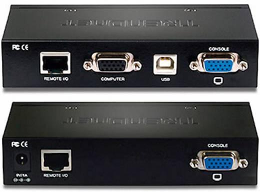 VGA, PS/2 KVM-Extender (Verlängerung) über Netzwerkkabel RJ45 150 m TrendNet TK-EX3