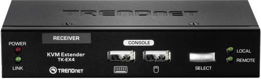 VGA, USB 2.0 KVM-Extender (Verlängerung) über Netzwerkkabel RJ45 100 m TrendNet TK-EX4
