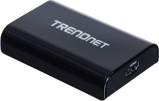 USB / HDMI Adapter [1x USB 3.0 Buchse Micro B - 1x HDMI-Buchse] Schwarz TrendNet