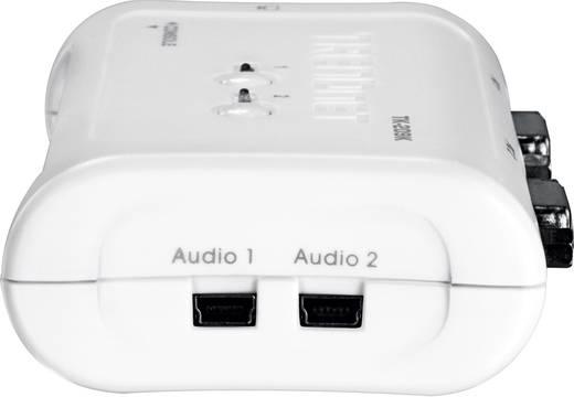2 Port KVM-Umschalter VGA USB 2048 x 1536 Pixel TK-209K TrendNet