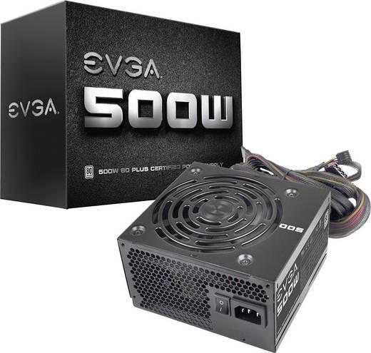 PC Netzteil EVGA 100-W1-0500-K2 500 W ATX 80PLUS®