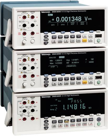 Tektronix DMM4050 Tisch-Multimeter digital Kalibriert nach: DAkkS CAT II 600 V Anzeige (Counts): 200000