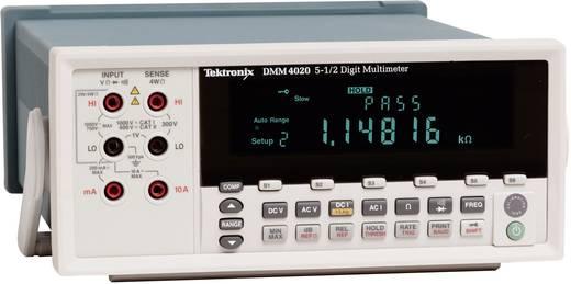 Tisch-Multimeter digital Tektronix DMM4020 Kalibriert nach: Werksstandard (ohne Zertifikat) CAT II 600 V Anzeige (Count