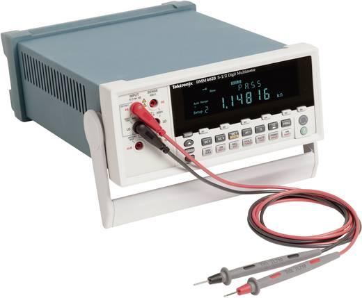 Tisch-Multimeter digital Tektronix DMM4020 Kalibriert nach: Werksstandard CAT II 600 V Anzeige (Counts): 20000