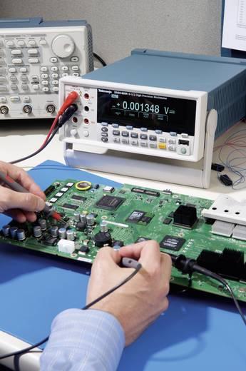 Tisch-Multimeter digital Tektronix DMM4050 Kalibriert nach: DAkkS CAT II 600 V Anzeige (Counts): 200000