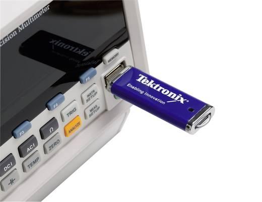 Tisch-Multimeter digital Tektronix DMM4050 Kalibriert nach: Werksstandard (ohne Zertifikat) CAT II 600 V Anzeige (Count