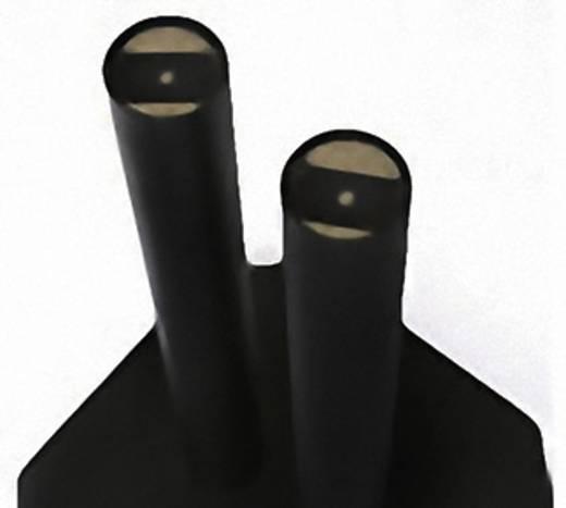 Lautsprecher-Ständer Starr Boden-/Deckenabstand (max.): 80 cm B-Tech BT608/B Schwarz 1 Paar