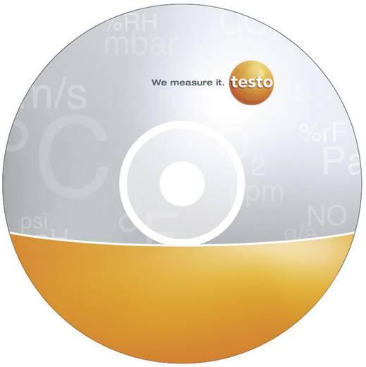 "testo Software ""EasyKool"" Software"