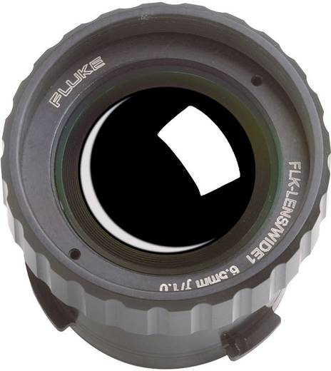 Fluke FLK-LENS/WIDE2 Infrarot-Weitwinkelobjektiv, Passend für (Details) Ti200, Ti300, Ti400 4335361