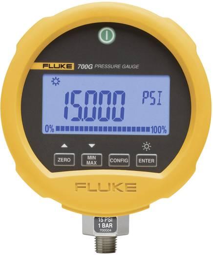 Druck-Messgerät Fluke 700RG30 Gase, Flüssigkeiten -0.97 - 340 bar Kalibriert nach ISO