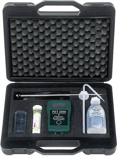 Stelzner Beratungskoffer Typ 1 Boden Aktivitätsmesskoffer PET 2000 Messbereich pH 0 bis 14