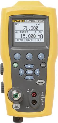 Fluke 719PRO-150G Kalibrator Druck, Strom 8x Mignon-Batterie AA (enthalten) Kalibriert nach Werksstandard (ohne Zertifik