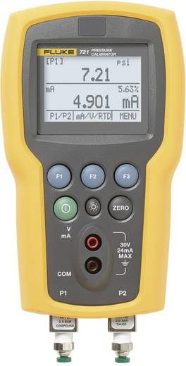 Fluke 721-1601 Kalibrator Druck 4x Mignon-Batterie AA (enthalten) Kalibriert nach Werksstandard (ohne Zertifikat)