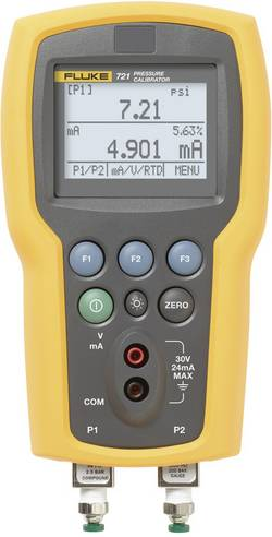 Přesný kalibrátor tlaku Fluke 721-1610, 4353366, 69 barů